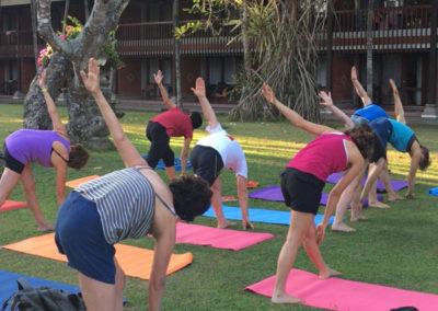 Yoga profond à metz