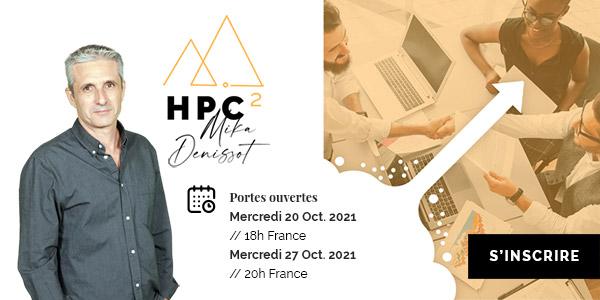 Portes ouvertes HPC2 par Mika Denissot