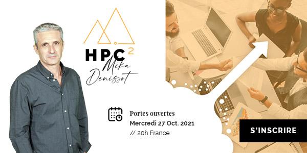 Portes ouvertes HPC2 Octobre 2021